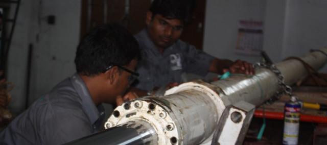 Repair of Hydraulic Cylinder