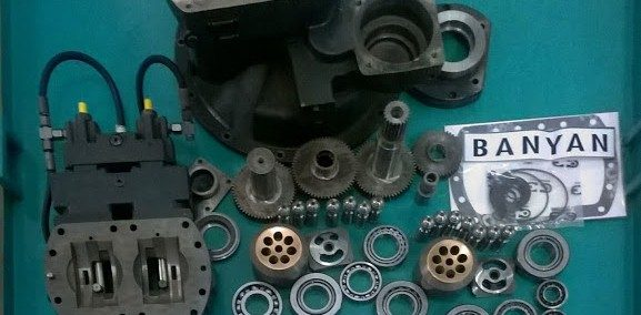 Repair Of Hydraulic Pumps & Motors