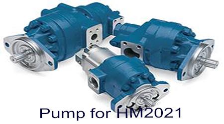 Hydraulic Pump for HM2021