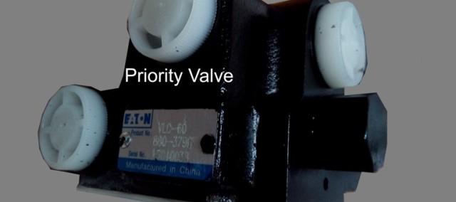 Priority Valve for JCB